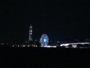 下関の夜景